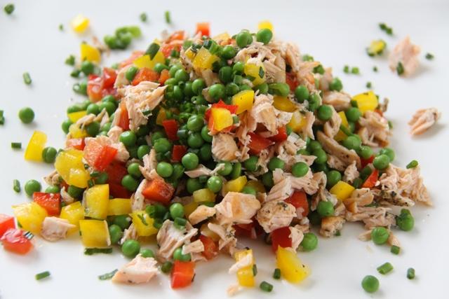 Пример рыбного меню-1241 ккал.  Сбалансированный метаболизм-снижение веса.