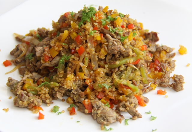 Пример мясного меню-1276 ккал. Сбалансированный метаболизм-снижение веса.