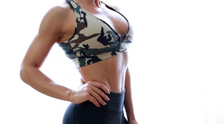 Домашняя жиросжигающая тренировка на всё тело. Full body circuit. Level 2.