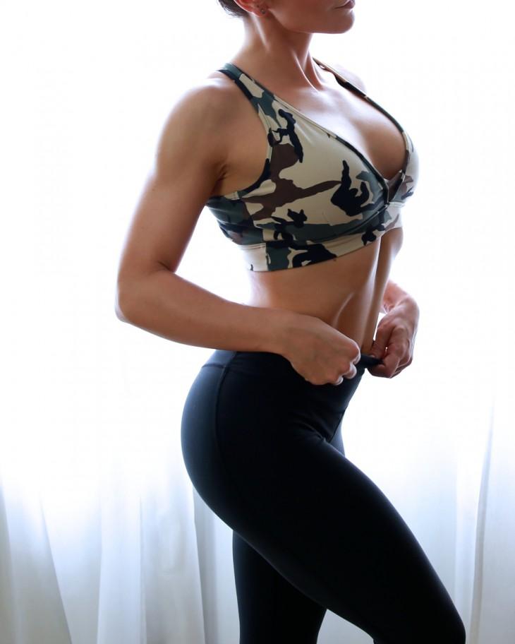 Домашняя жиросжигающая тренировка на всё тело. Full body circuit. Level 1.