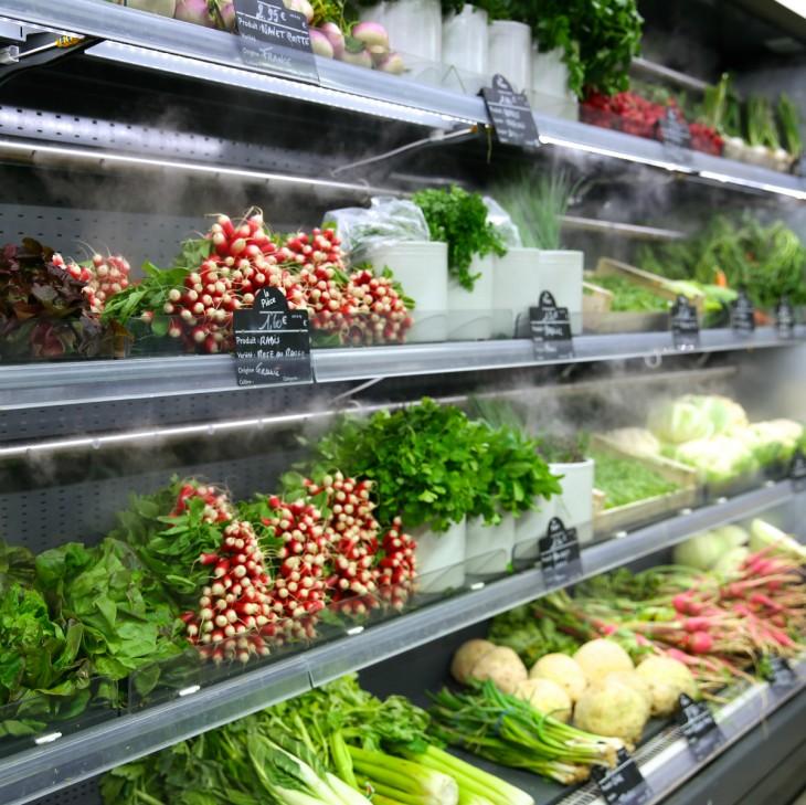 Необходимы ли зелень и овощи?